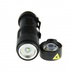 ultrafire SK68XPE 1-LED 400LM 3-Mode wit licht zaklamp (1 * 14500)