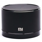 Xiaomi Portable USB Rechargeable Bluetooth V4.0 + EDR Stereo Speaker w/ NFC / Mic - Black