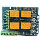 Rele Shield v2.0 5V 4-kanavainen relemoduuli w / Serial Bluetooth Interface for Arduino UNO / MEGA2560
