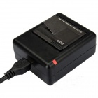 Smart Fast-Charging AZ13-1 Battery Charger for Xiaomi Xiaoyi - Black