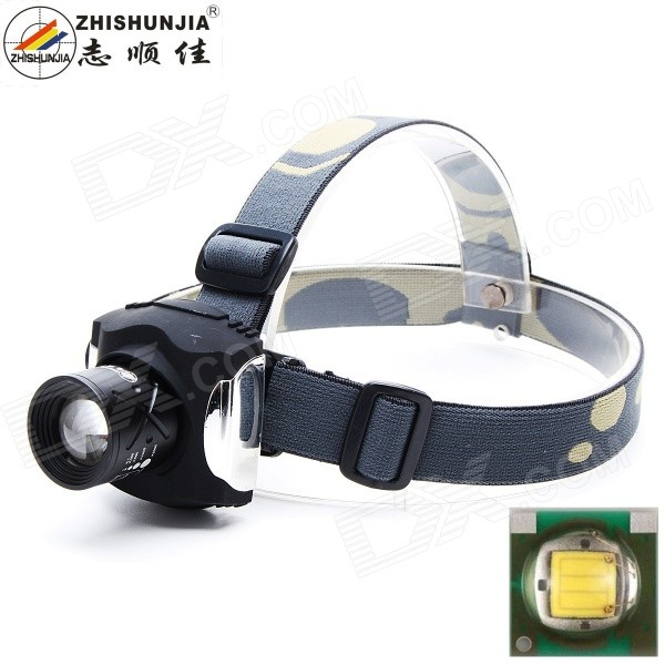 ZHISHUNJIA 806Q5 XPE Q5 200lm Lampe frontale zoom 3 modes