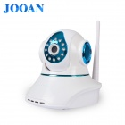 JOOAN 770MR-W Network Home Security 1.0MP 720P HD Wireless IP Camera w/ TF Slot - White  (US Plug)