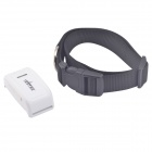 TKSTAR Mini Waterproof GSM / GPRS / GPS Strap Tracker - Black