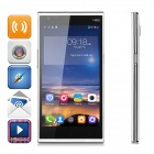 "Kingzone N3 PLUS Android 4.4 MT6732 FDD LTE 4G Phone w/ 5.0"" HD, Touch ID, ROM 16GB ,13MP-White"