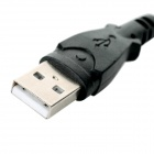 Carte son surround USB 2.0 virtuelle 7.1 canaux - noir