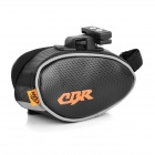 CBR CBR-C9 Stylish Outdoor Cycling Bike EVA Saddle Bag - Black (1.5L)