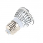 Zweihnder E27 3W LED Spotlight Cold White + Warm White (110~240V)