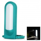 Multifunctional Solar Powered & USB Rechargeable Lamp w/ Power Bank & Stand & Handle & SOS Light