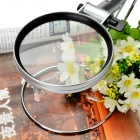 120mm 2x Magnification Foldable Table Desk Magnifier (3*AG12)