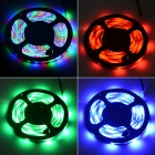24W Water Resistant 850lm 300-SMD 3528 RGB LED Light Strip