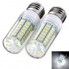 exLED E27 10W LED Bulbs Cold White Light 900lm SMD (220~240V / 2PCS)