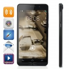 "Z6 MTK6572 Dual-Core Android 4.4.2 WCDMA Bar Phone w/ 5.5"" Screen, 512MB RAM, 4GB ROM, Wi-Fi, GPS"