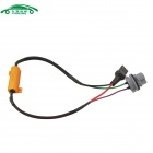 Car 7440 Socket LED Error Warning Canceller with 50W 8ohm Resistor