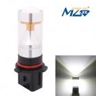 MZ P13W 18W XB-D Car LED Front Fog Lamp White Light 6500K 1080lm w/ Constant Current (12~24V)