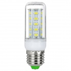 ExLED E27 7W LED Bulbo Cold White Light 900lm 36-SMD (220 ~ 240V / 2PCS)