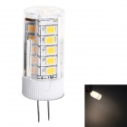 G4 3W 200lm 3000K 33-SMD 2835 LED Warm White Light LED Minitype Bombas de milho (AC 12V)