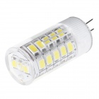 G4 3W LED Minitype Corn Bulbs White Light 200lm 6000K 33-SMD 2835 (AC 12V)
