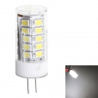 G4 3W LED Minitype Corn Bulbs Cool White Light 200lm 33-SMD 2835 (12V)