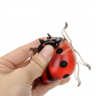 Funny Stress Relieving Ladybug Toy Set - Multicolor (2PCS)
