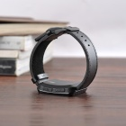 "X01 1.54"" bluetooth V4.0 android 4.4 & IOS 7 montre intelligente - noir"