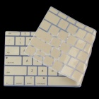 "ENKAY Translucent Silicone Keyboard Film for MacBook 12"" - Gold"