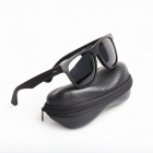 Oreka 14010 UV400 Protection Polarized Sunglasses - Black