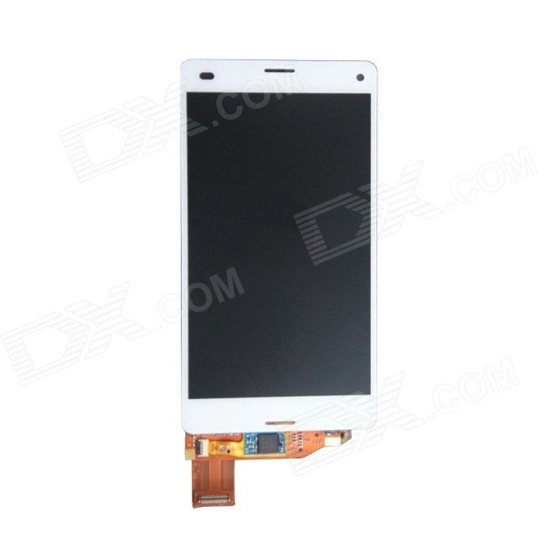 Replacement Mini LCD Display Touch Screen for Sony Z3 Mini - White