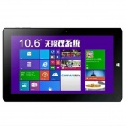 Chuwi VI10 10.6'' IPS Quad-Core Dual Boot Windows 8.1 + Android 4.4 Tablet PC w/ 32GB ROM, Wi-Fi