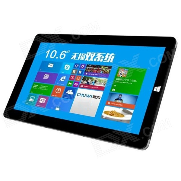 """Chuwi VI10 10.6"""" Win8 Android 4.4 Tablet PC 2G RAM, 32GB ..."""