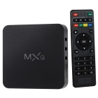 MXQ Quad-Core Android 4.4 Google TV Player w/ 1GB + 8GB, Wi-Fi - Black (US Plug)