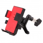 RUITAI 360° Rotatable Car Air Vent Mount Cradle Holder for IPHONE 6/ 6 PLUS / Samsung - Black + Red