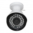"HOSAFE 1 / 2.5"" CMOS 2.0MP 1080P ONVIF IP-camera w / POE / 36-IR-LED - wit"