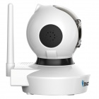 VSTARCAM 720P 1.0MP de seguridad Cámara IP w / 9-IR-LED - blanco (plug eu)