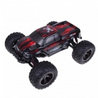 1:12 40KMH 2.4GHz High Speed RC Monster Truck Toy - Red + Black