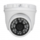 HOSAFE 1MD4 1.0MP H.264 IP Camera w/ 24-IR-LED / ONVIF / Motion Detection / E-mail Alert (US Plug)
