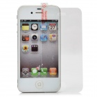FineSource TG-4 Clear Tempered Glass Screen Protector Guard for IPHONE 4 / 4S - Transparent