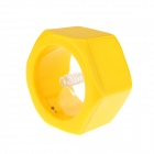 Kitchen Useful Spiral Slicer Tool - Yellow