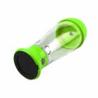 Vacuum Leak Proof Mixed Automatic Stirring Cup - Green (2 * AA)