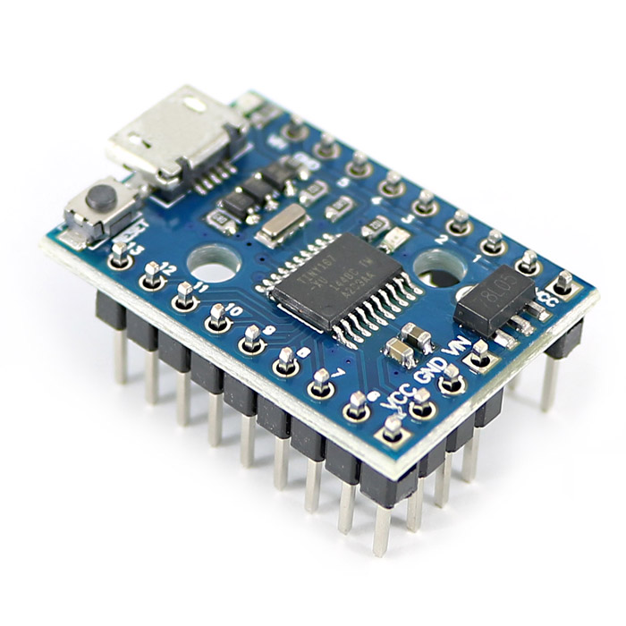 Micro usb digispark pro development board w attiny for