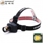 ZHISHUNJIA TK27-Q5 300lm 3-Mode White Zooming 3-Mode LED Headlamp w/ XP-E Q5 (3 x AAA)