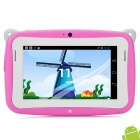 "R430W RK2926 single core 1.0GHz android 4.2.2 tableta w / 4.3"", Wi-Fi, ROM de 2GB - rosa profundo + blanco"