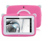 Kid's R430W RK2926 Android Tablet w/ 512MB , 2GB ROM - Pink + White