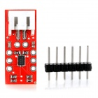 LiPo Fuel Gauge Board Module for Arduino - Red