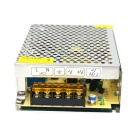 12V 6.5A LED Switching Power Supply - White + Silver (220V)