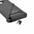 3100mAh Battery Power Bank w/ Stand for Samsung Galaxy Note 3 - Black