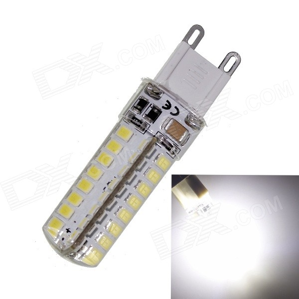 SENCART G9 8W LED Corn Lamp Cold White Light 750lm (AC 220~240V)