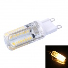 G9 3W LED Corn Bulb Lamp Warm White Light 3000K 170lm 64-SMD 3014 - White (AC 220~240V)