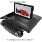 "LsqSTAR 7 ""DVD-плеер ж / GPS, МЖК, Радио, RDS, AUX, TV, Bluetooth, Dual Zone для VW Bettle 2012"