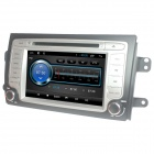 "LsqSTAR 7"" Android 4.2.2 Car DVD Player w/ GPS, BT, FM, AUX, RDS, Radio, Wi-Fi, IPOD for Suzuki SX4"