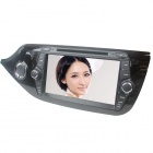 "LsqSTAR 8"" Android 4.2.2 Car DVD Player w/ GPS, Wi-Fi, FM, BT, RDS, IPOD, AUX, SWC for KIA CEED 2013"